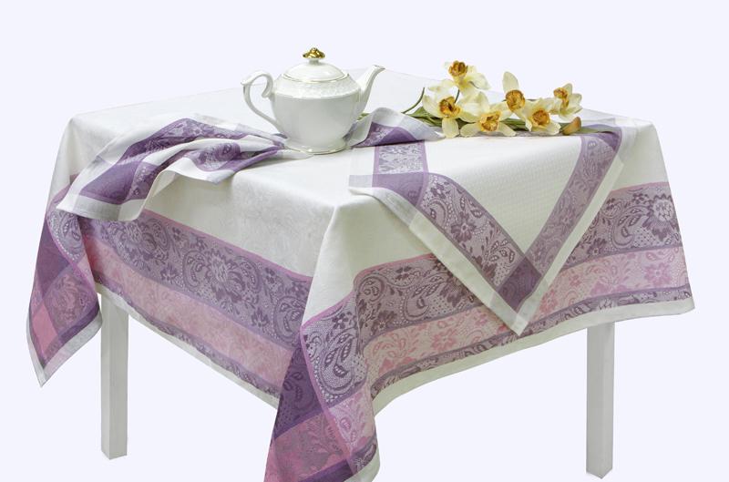 Комплект столовый Ажурная 150*150